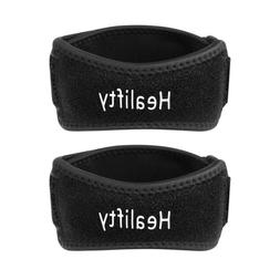 Healifty 1 Pair Adjustable Durable Knee Protector for Pain R