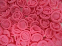 100 Anti-Static Chlorinated Latex Finger Cots Rubber Fingert