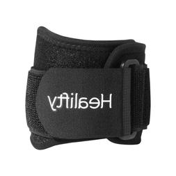 Healifty 2PCS Soft Durable Unisex Elbow Protector Elbow Pad