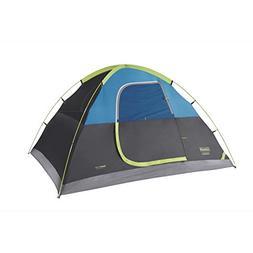 Coleman 4-Person Dark Room Sundome Tent