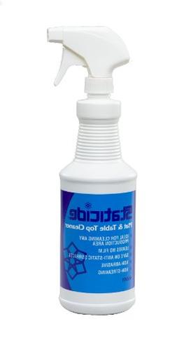 ACL Staticide 6001 Mat and Table Top Cleaner, 1 qt Trigger S