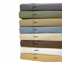 650 thread count bed sheets wrinkle free