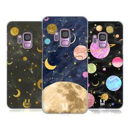 HEAD CASE DESIGNS MARBLE GALAXY HARD BACK CASE FOR SAMSUNG P