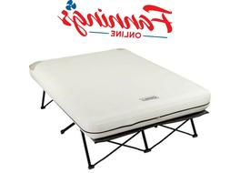 New Opened Coleman Airbed Cot Queen Camping Cot, Air Mattres
