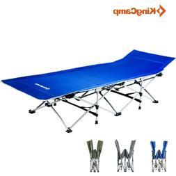 KingCamp Camping Folding Cot Quick-up Set Ultralight Sleepin
