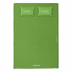 KingCamp Comfort Double II Self Inflating Camping Sleeping A