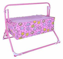 Smart Baby Products Cot-cum-Cradle with durable sleeping sup