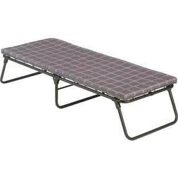 Deluxe Portable Folding Camping Cot with ComfortSmart Coil S