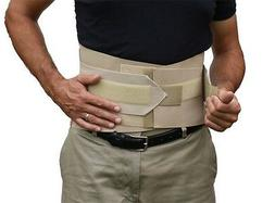 Alpha Medical Double Pull Lumbar Sacral Back Support Brace
