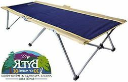 BYER OF MAINE Easy Cot Full Size 78 L X 31 W X 18 Guest Bed