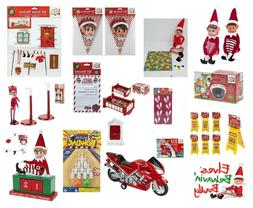 Elf Accessories Props Put On The Shelf Ideas Kit Games Toy C