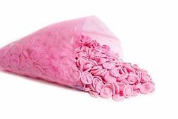 Bertech ESD Finger Cots, Pink Color, 4 Mil Thick, Medium,