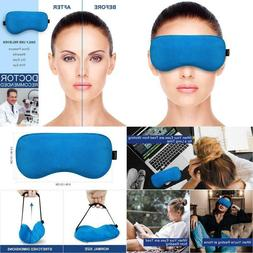 Healifty Eye Compress - Warm Heat Eye Mask- Moist Heat, Micr