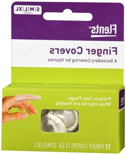 Flents Finger Covers, 12 Count, 0.03 Ounce