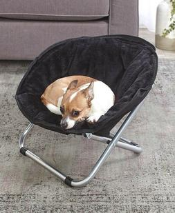 Folding Pet Bed Cot Elevated Raised Dog Cat Puppy Chair Port