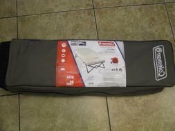 Framed Airbed Cot twin Raised Air Pump Sleeping Mat Camping