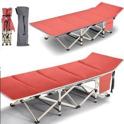Hiking Travel Military Wide Folding Bed Heavy Duty Folding C