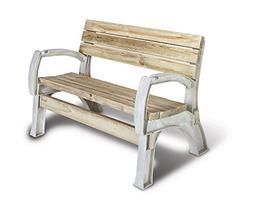 Hopkins 90134ONLMI 2x4basics AnySize Chair or Bench Ends, Sa