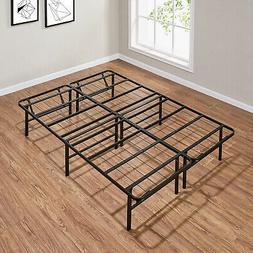 Mainstays Innovative Metal Platform Base Bed Frame Full