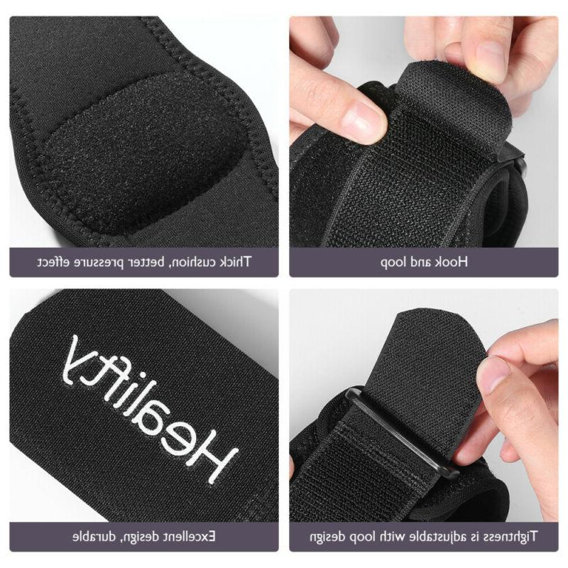 Healifty Soft Durable Unisex Elbow Pad