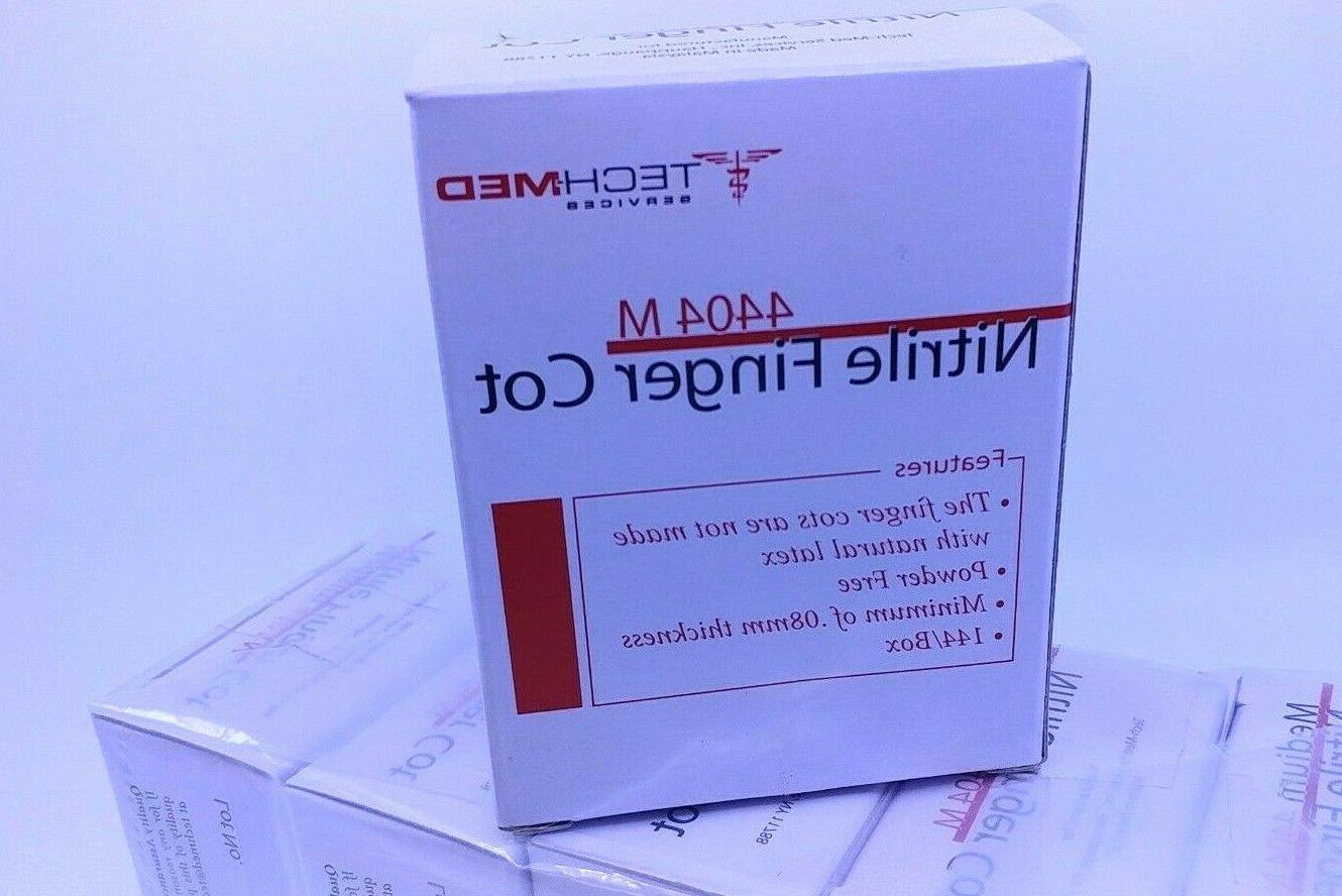 4404M Tech-Med Cot, 0.08 Thickness 6BOX