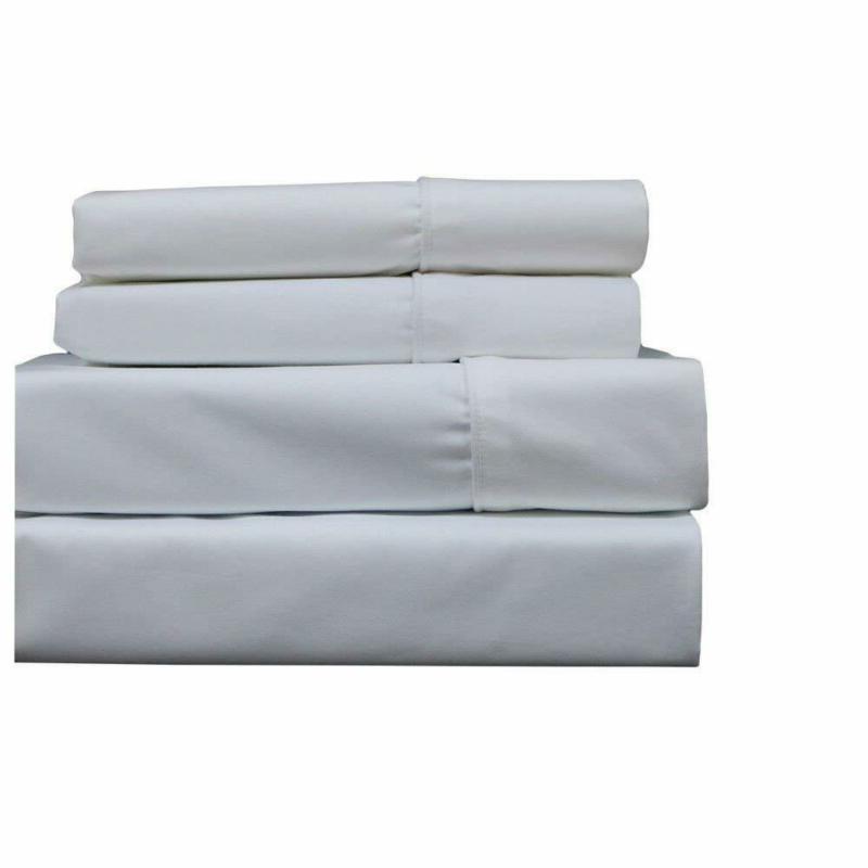 Royal Hotel 650-Thread-Count Sheets Sheets - Deep Pocket, Cot