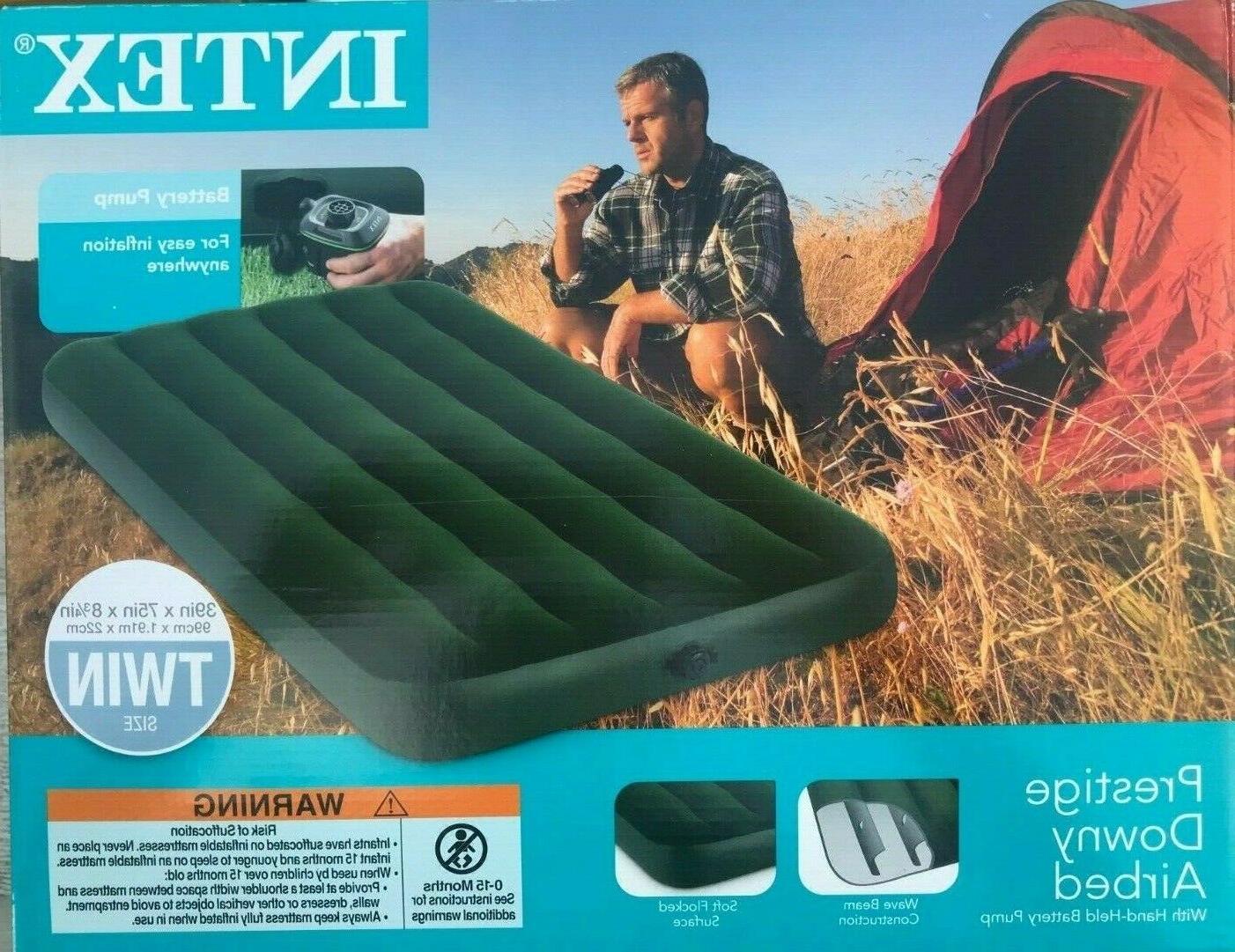8 75 air mattress