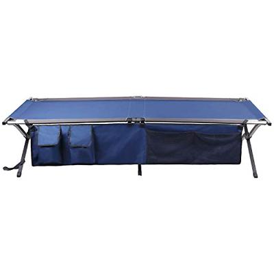 "PORTAL 83"" Duty Portable Cot, Outdoor Up"