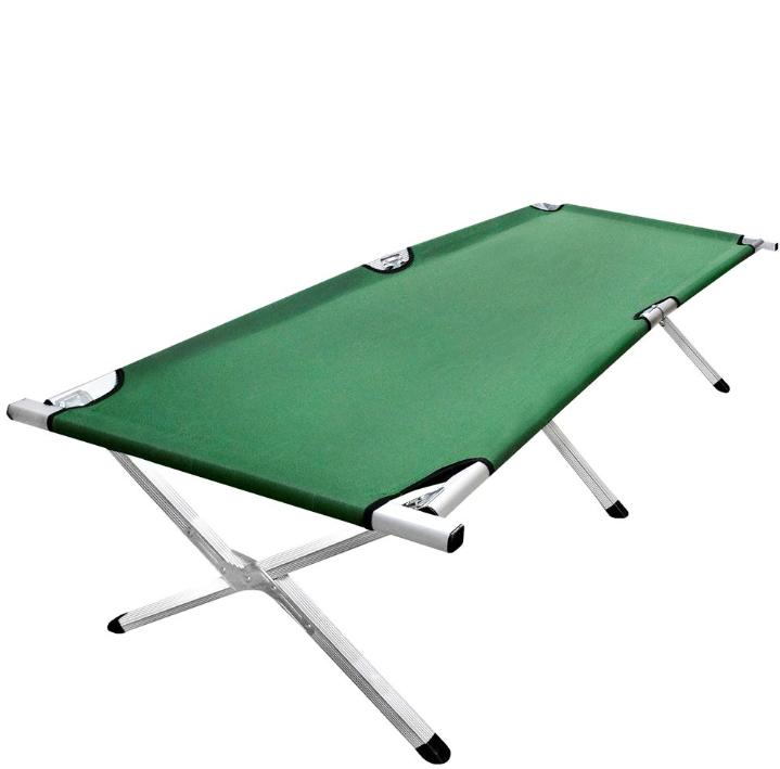 Camping Bed Outdoor Hunting Fishing Portable Green Folding C