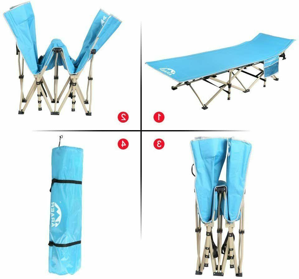 Camping Foldable Outdoor Bed Carry