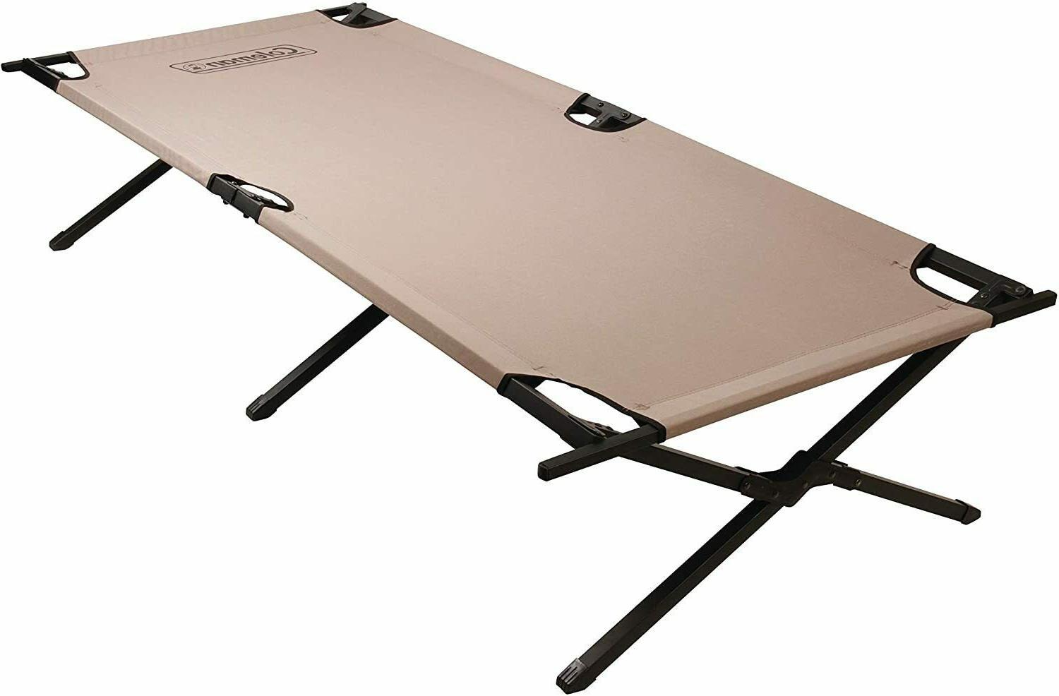 camping cot trailhead ii folding cot bar