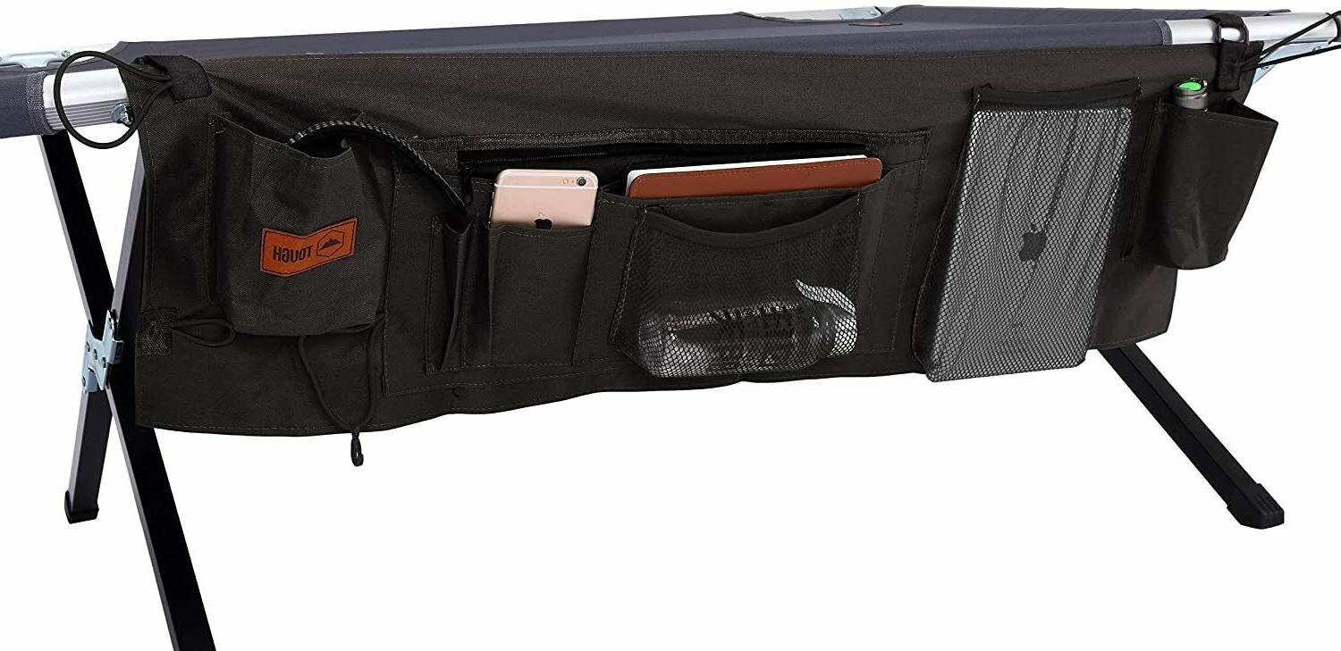 Camping Cot for Adults - Folding Sleeping Cots - Portable Mi