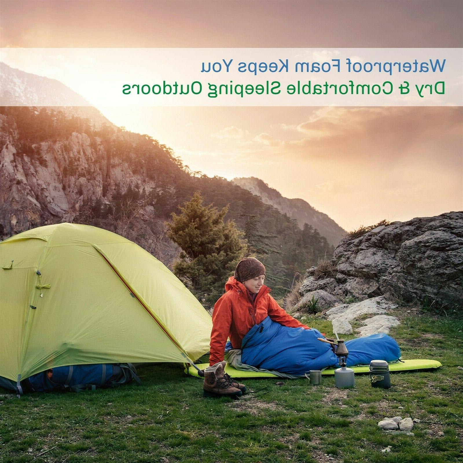 Camping Sleeping 1.25 Padding Foam Travel Pad