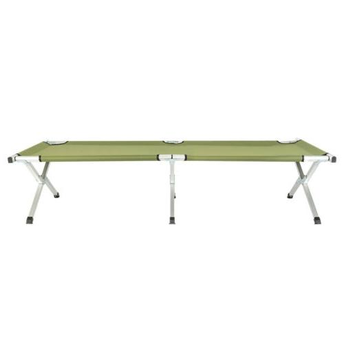 RHB-03A Portable Camping Cot with Carrying Army