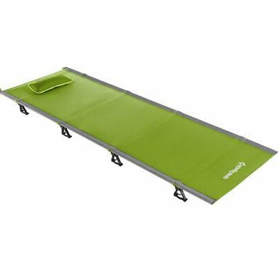 compact folding camping tent cot bed 4
