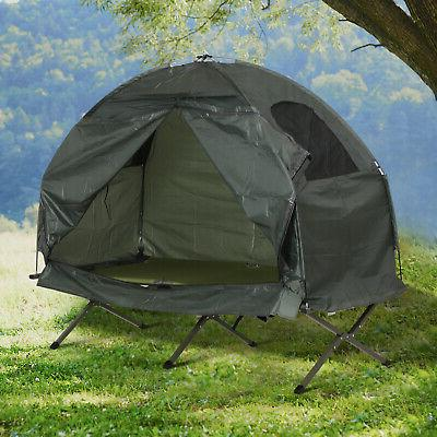 compact folding one man outdoor travel camping