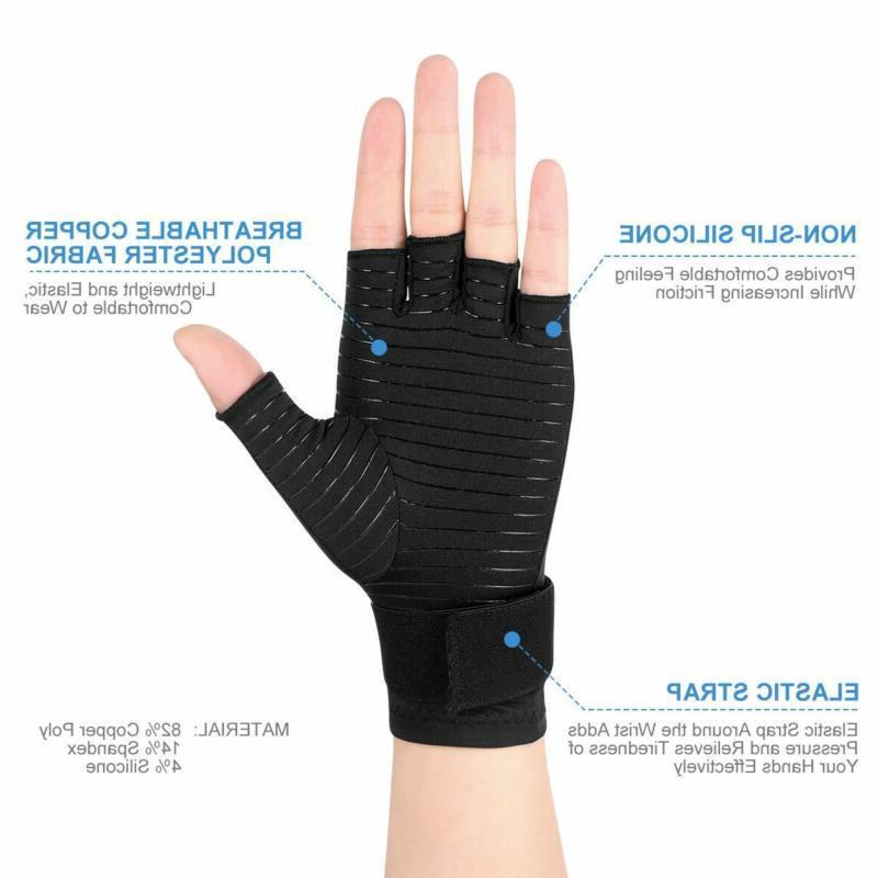 Healifty Compression Gloves Arthritis Night