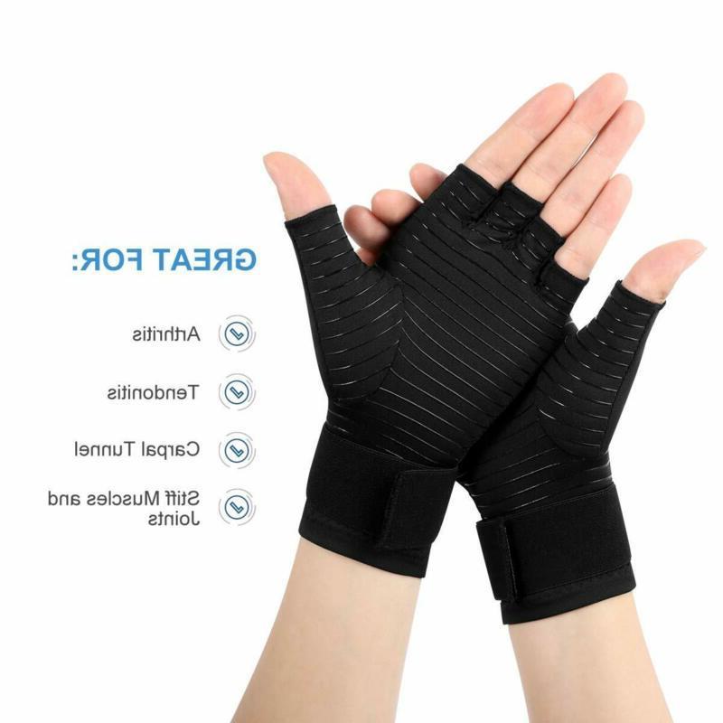 Healifty Compression Gloves Arthritis Gloves for Arthritis