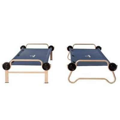 Disc-O-Bed Large Double Navy