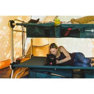Disc-O-Bed Double Cot w/ Navy