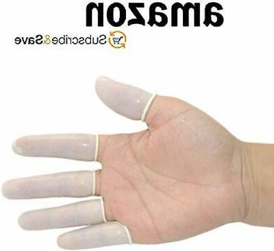 Dukal Finger Cots. Box 144 Finger Disposable Medium