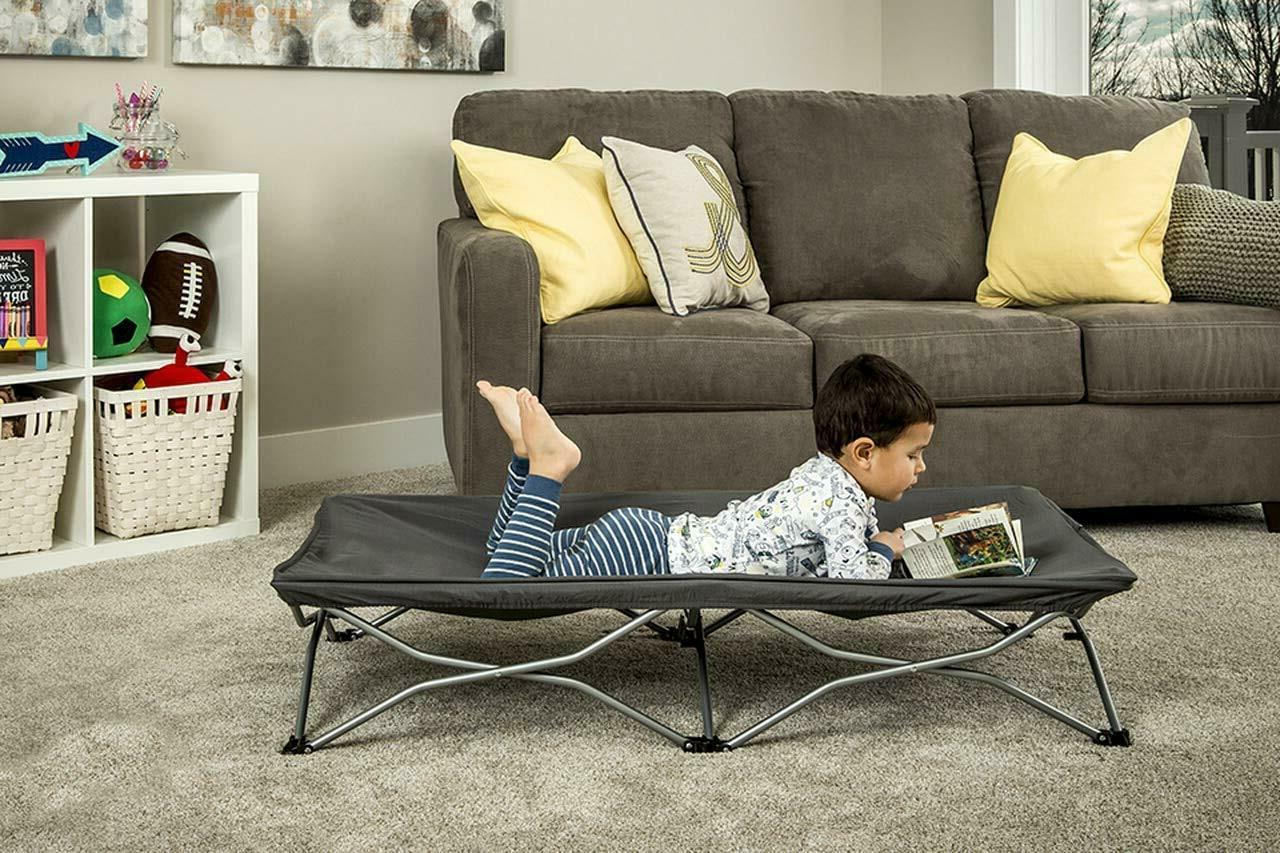 durable portable toddler bed cot kid furniture