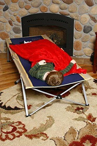 BYER Cot L X 31 W X Bed Sleeping Single