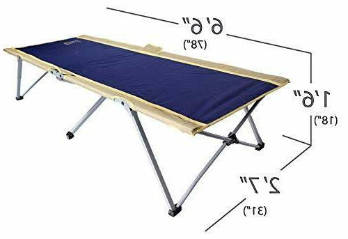 BYER MAINE Easy Cot Full Size L Sleeping Single