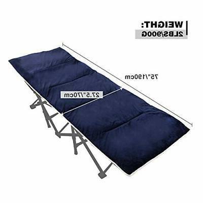Foam Cot Portable Foldable Mattress Pad