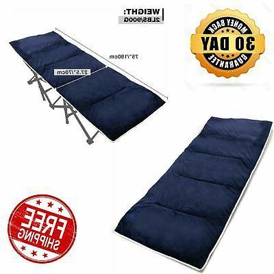 foam cot pad lightweight portable foldable sleeping