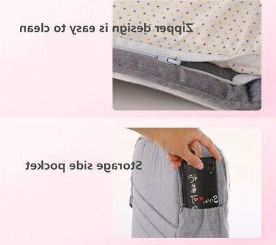 Folding Baby Infant Crib Net Bag