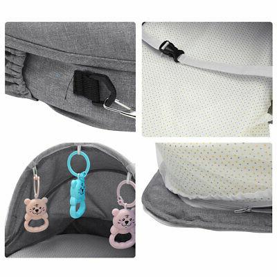 Folding Travel Infant Bed Mosquito Net Bag