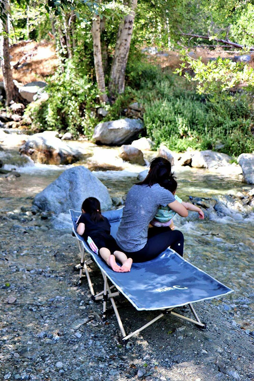Folding Camping Bed Portable Military Sleeping Hiking