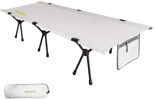 folding camping cot for adults heavy duty